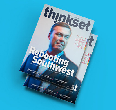 Thinkset Magazine